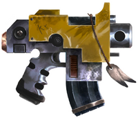SW Bolt Pistol