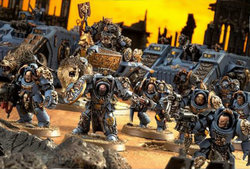Grimnar's Kingsguard