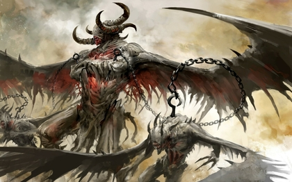 File:Video games wings horns artwork guild wars 2 chains demon hooks 1440x900 wallpaper www.artwallpaperhi.com 71.jpg