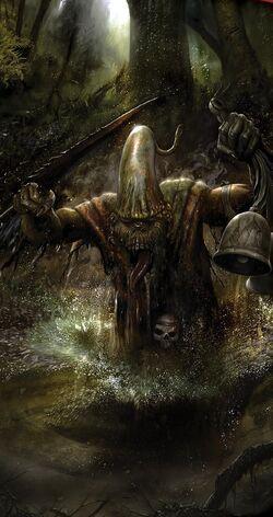 Plaguebearer attack
