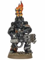 Legion of the Damned Leg Heavy