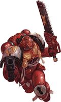 Blood Angel Attacks