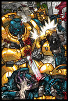 Celestial Lions vs. Night Lords