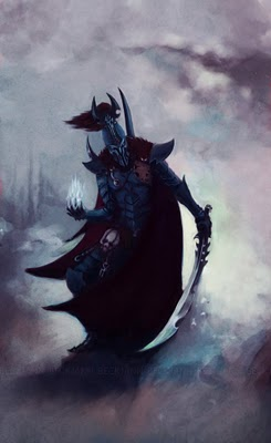 File:Dark eldar archon by beckjann.jpg