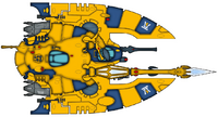 Iyanden Fire Prism top