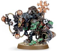 Big Mek Shokk Attack Gun