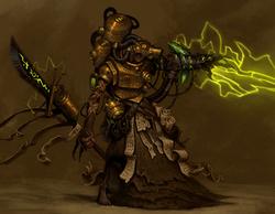 Warlock Engineer