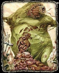 Warhammer Great Unclean Ones Art
