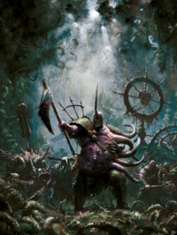 Warhammer End Times Darkness of Drakwald