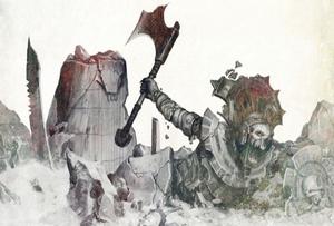 Warhammer First Battle of Khemri