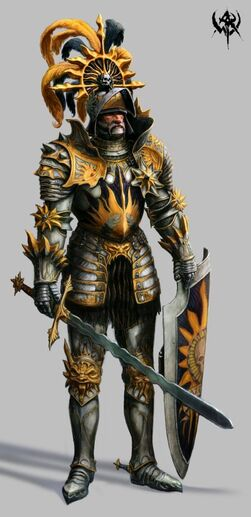 Knight of Sigmar's Blood