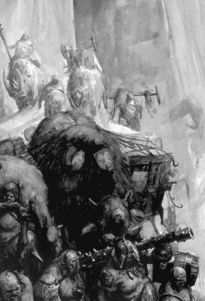 Warhammer Ogre Migration