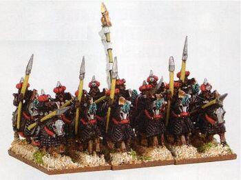Arabian Knights Araby Warmaster Miniatures