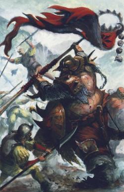 Warhammer Ogre Bruiser