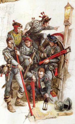 Sterntower Marksmen