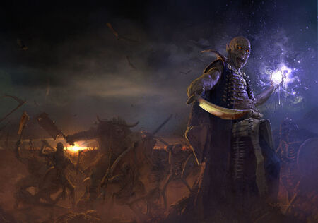 Master of Death by stefan-kopinski W'soran