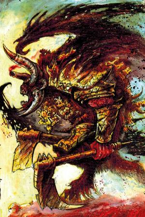 Warhammer Skarbrand