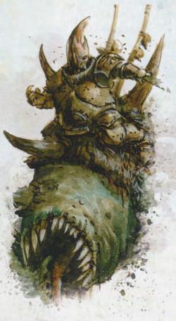 Warhammer Orghott Daemonspew