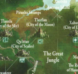 Warhammer Tlaxtlan Map
