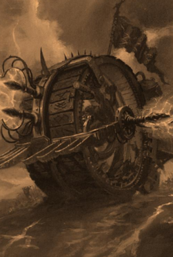 Doomwheel