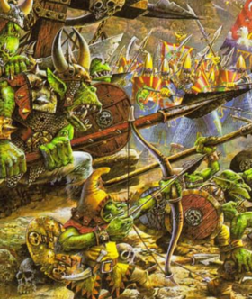 Warhammer Battle of Tor Yvresse