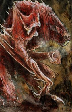 Varghulfs