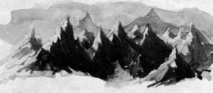 Warhammer Middle Mountains
