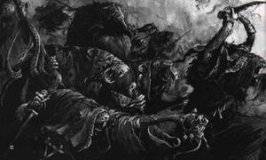 Warhammer Skaven Plaguemonks Arts