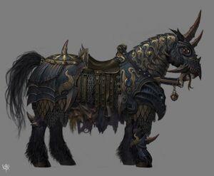Warhammer Chaos Steeds