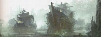 Warhammer End Times Plague Fleet Invasion