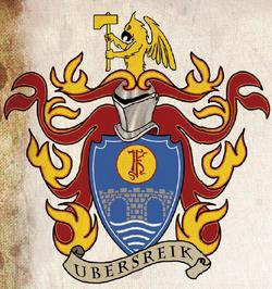 Ubersreik Coat of arms