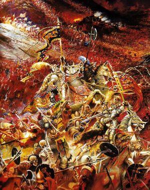 Warhammer Vampire Wars