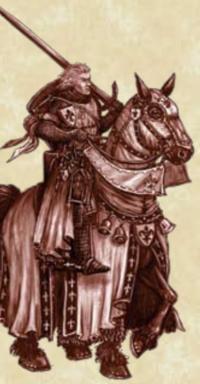 Warhammer bretonnia knights errant