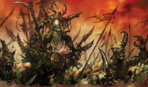 Warhammer Army of Nurgle