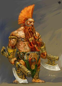 Dwarf garagrim