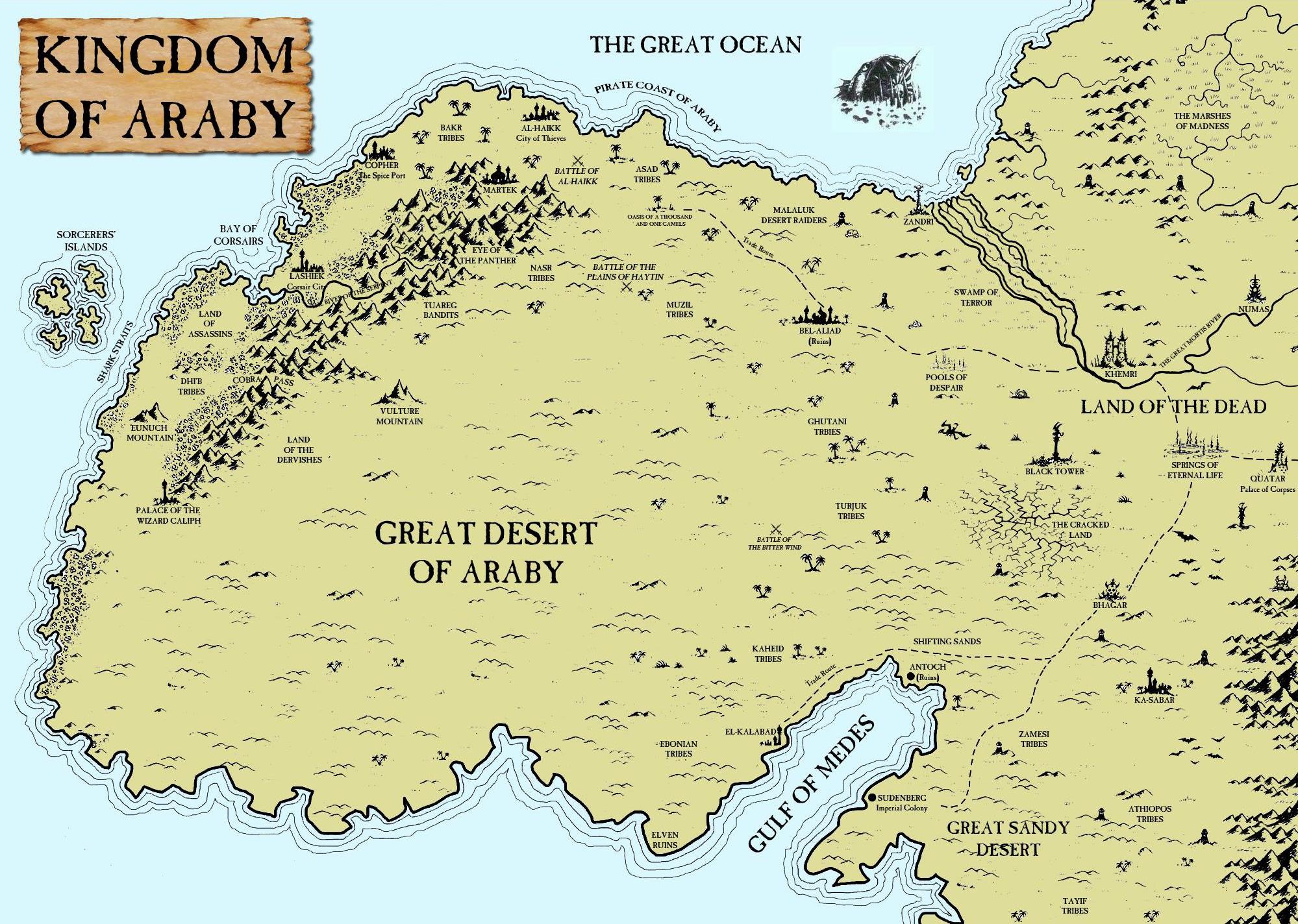 map of thedas with Araby on 91479436155712287 also Worldmap Of Caeruin 3 143486236 also To Villavicencio We Go also Ferelden 431881315 further 2WWczech.