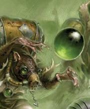 Warhammer Poisoned Wind Globe