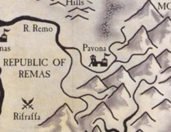 Warhammer Pavona