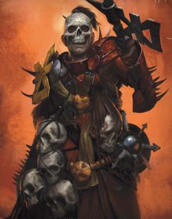 Warhammer Cultist of Khorne