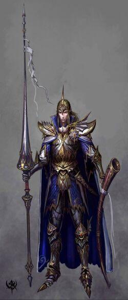 Armour of Caledor