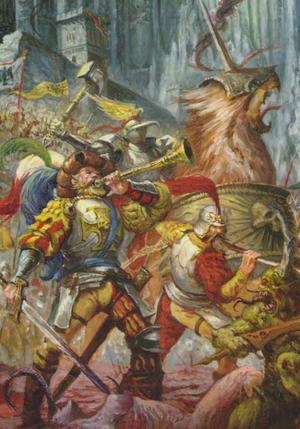 Warhammer End Times Fall of Talabheim