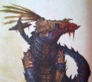 Dread Saurian