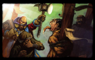 Mutant persecution