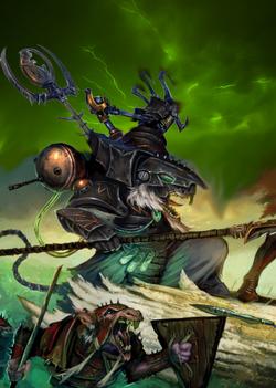 Warhammer Ikit Claw Arts