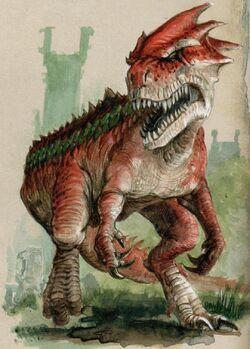 Warhammer Carnosaur