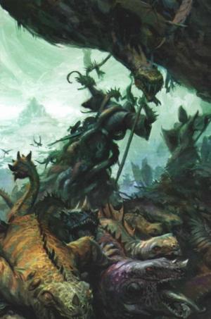 Warhammer Lizardmen Jungle Swarm