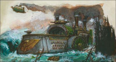 Dwarf Navy