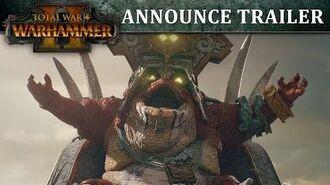 Total War WARHAMMER 2 – Announcement Cinematic Trailer