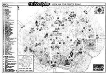 Middenheim plan miasta