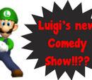 Luigi's New Comedy Show on NBC!!!???